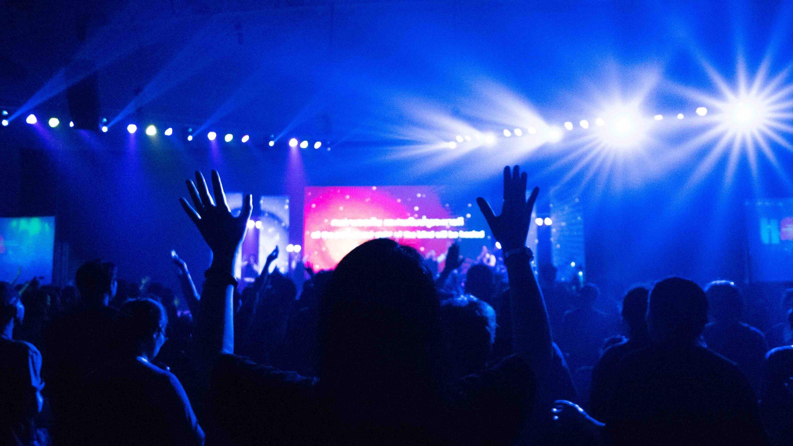 Audio Visual for Churches